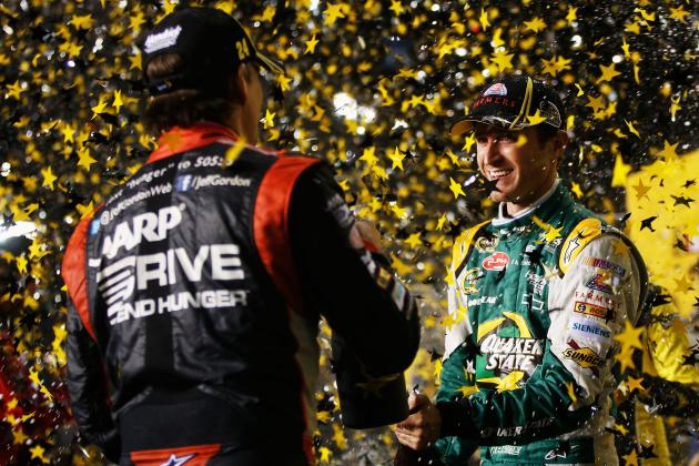 Jeff Gordon and Kasey Kahne Go from Wild Cards to Chase Contenders