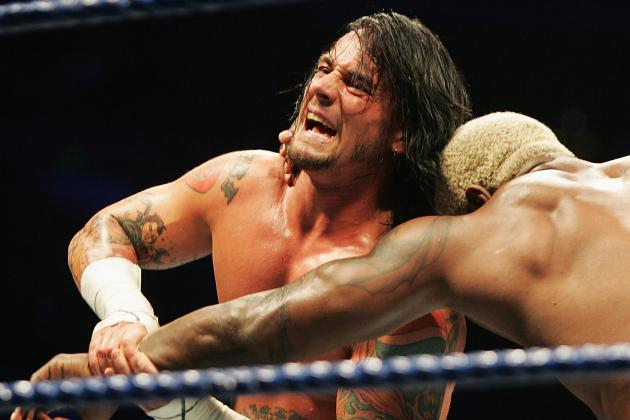 WWE Night of Champions 2012: Why CM Punk Is Perfect Man to Be on Top