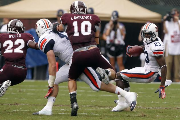 Auburn Football: Tigers' Fall from Prominence Culminates Against UL-Monroe