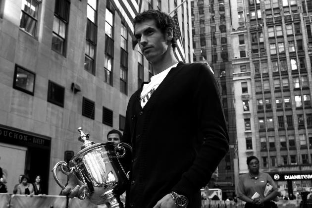 US Open Tennis 2012: Andy Murray, Novak Djokovic on Collision Course for 2013