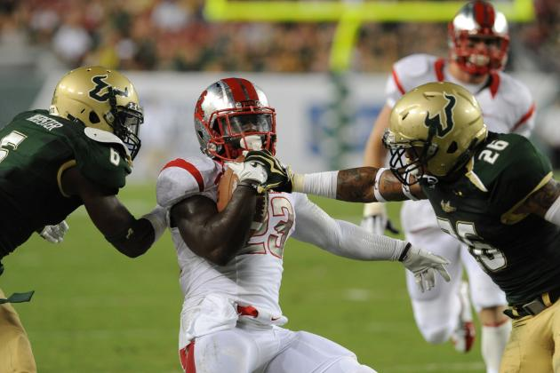 Rutgers vs. South Florida: Score, Analysis, Recap and More