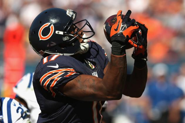 Alshon Jeffery Fantasy Football Profile: Updated Analysis of Bears WR