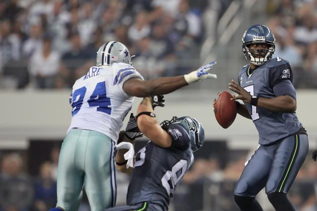 Dallas Cowboys' Game Plan Guide vs. Seattle Seahawks