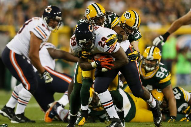 Michael Bush: Fantasy Value Will Decrease Without Matt Forte in Lineup