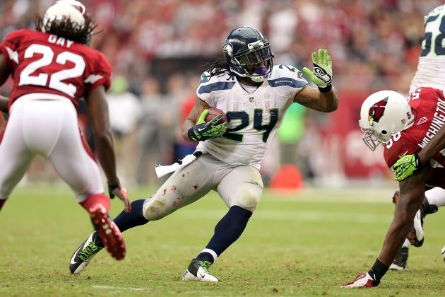 Marshawn Lynch: Why Seahawks RB Is a Must-Sit vs. Cowboys