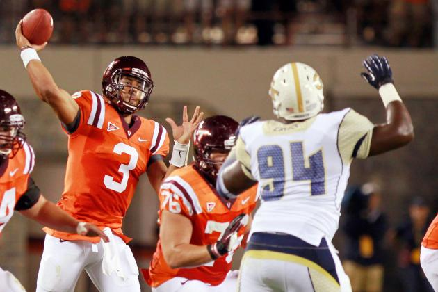 How Much Should Logan Thomas' Early Showings Concern NFL Scouts?