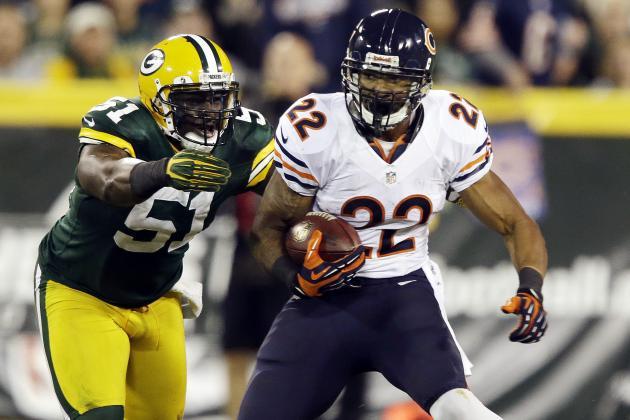 What Matt Forte Injury Means for Michael Bush, Chicago Bears & Fantasy Football