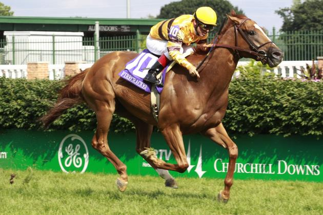 Woodbine Mile: Impressive Wise Dan Will Be the Horse to Beat