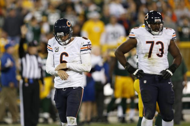 Chicago Bears: Different Year, Same Results; Bears Lose 23-10 to Packers