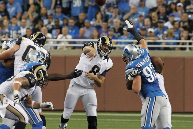 St. Louis Rams: Offense Is the Main Concern for St. Louis