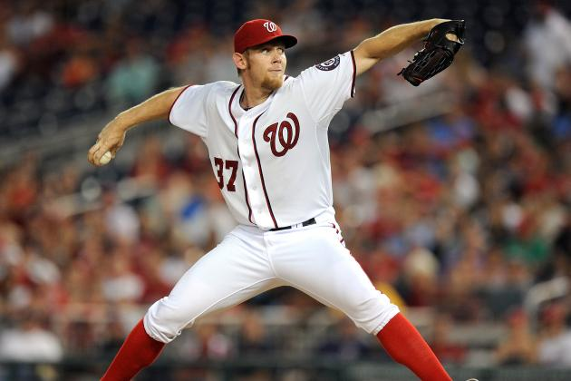 Stephen Strasburg's Shutdown and Playing the Odds in the Playoffs