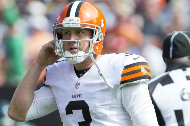 Cleveland Browns Offense Can't Get Worse and Week 2 NFL Lines