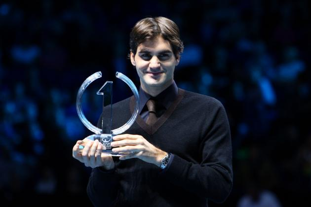 Roger Federer, Novak Djokovic Locked in a Battle for the Year-End No. 1 Ranking