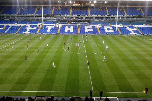 Tottenham and Barcelona Both Show Quality and Talent in NextGen Game