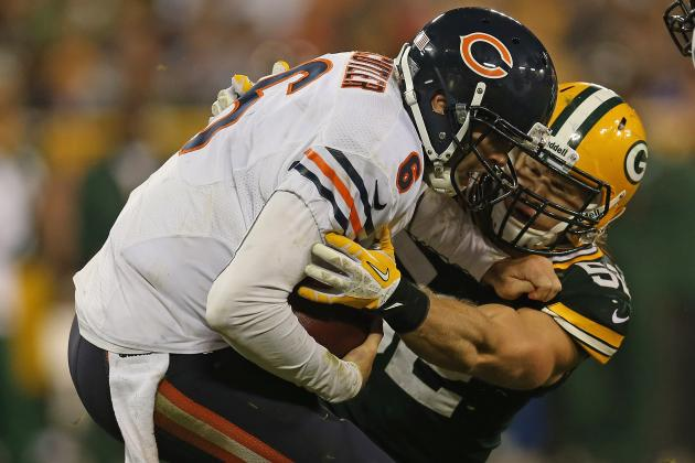 Chicago Bears' Loss to Green Bay Packers Provides Wake-Up Call for Offense