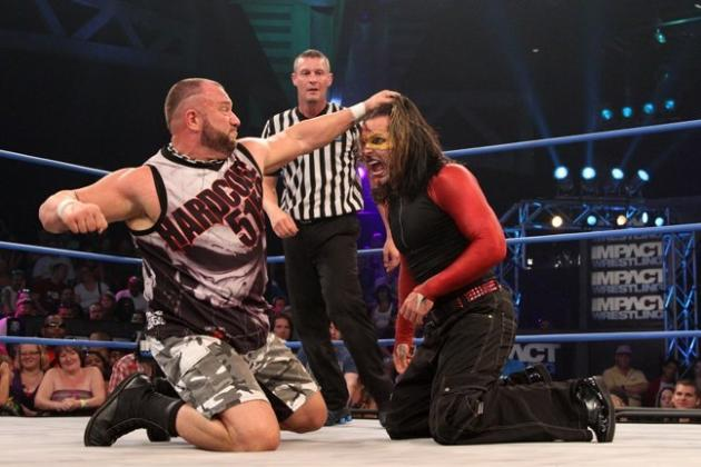 TNA Impact! Wrestling: Hardy Shines Against Bully Ray, Aces and Eights Mystery