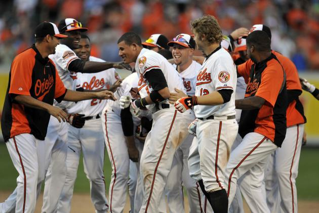 2012 Baltimore Orioles Are the Best Story in MLB and Sports This September