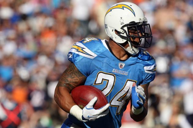Ryan Mathews: Chargers' RB Key to Offense Upon Return from Injury