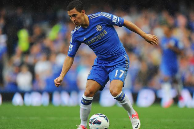 Can Eden Hazard Inspire Chelsea to the Premier League Title?