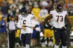 Watch Frustrated Cutler Scream at Bears' LT Webb