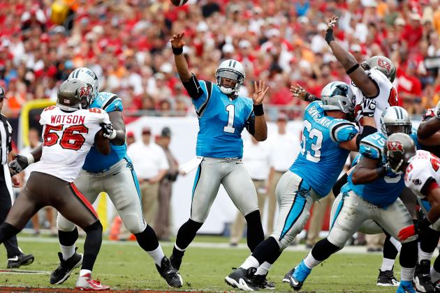 Cam Newton Not as Similar to RGIII as Once Thought, and More NFC South News