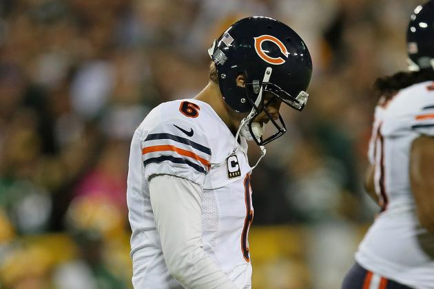 Cutler Fires at Both Media and Teammates and More NFC North News