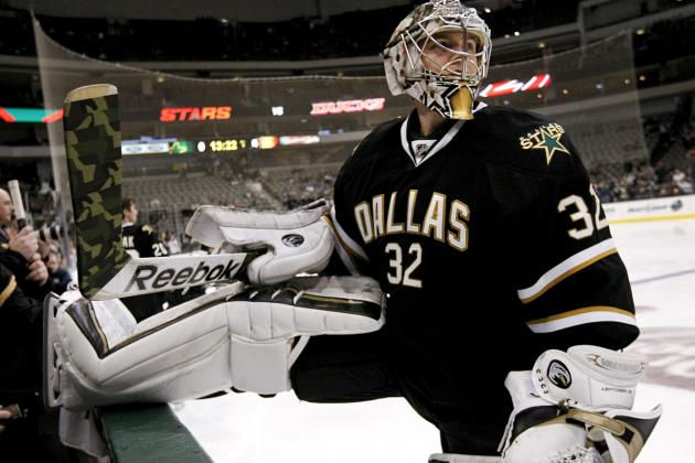 Dallas Stars Sign Kari Lehtonen to 5-Year Extension