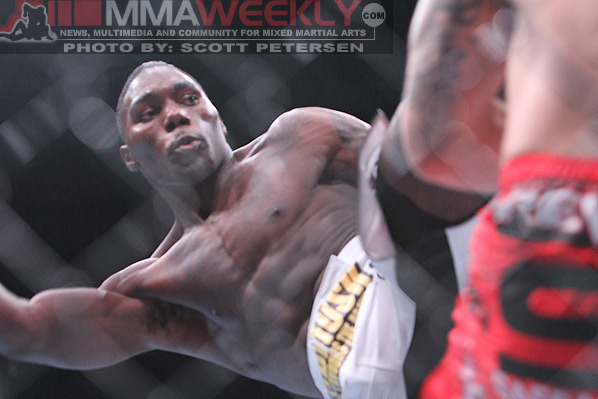 Does Anthony Johnson Deserve Another Shot in the UFC with Another Win?