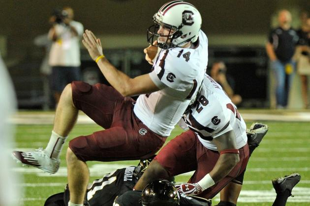 South Carolina Football: Connor Shaw Should Sit Until He's 100 Percent