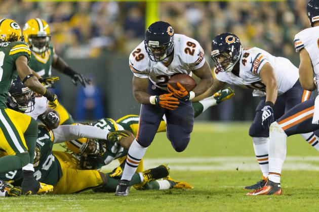 Matt Forte Injury: Why Chicago Bears Won't Miss a Beat with Michael Bush