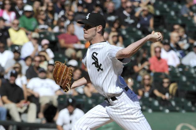 Chicago White Sox: Setting a Rotation Is Proving Difficult
