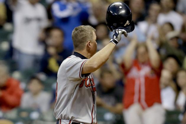 Chipper Jones Gets His Best Retirement Gift Yet