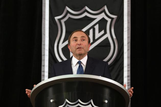 NHL Lockout: Gary Bettman's Stubbornness Will Hurt League in Negotiations