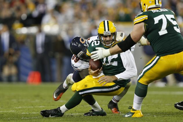 Rodgers, Packers' Offense Not in Top Form
