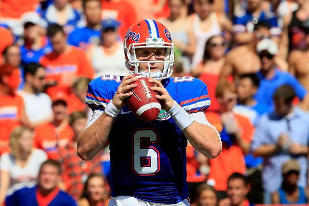 Jeff Driskel: Florida Gators QB Faces Tough Test Against Volunteers This Weekend