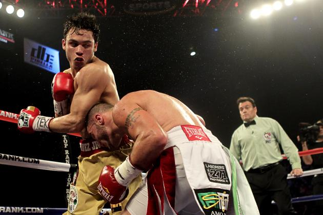 Martinez vs. Chavez Jr.: Keys to Victory for Both Fighters in Title Bout