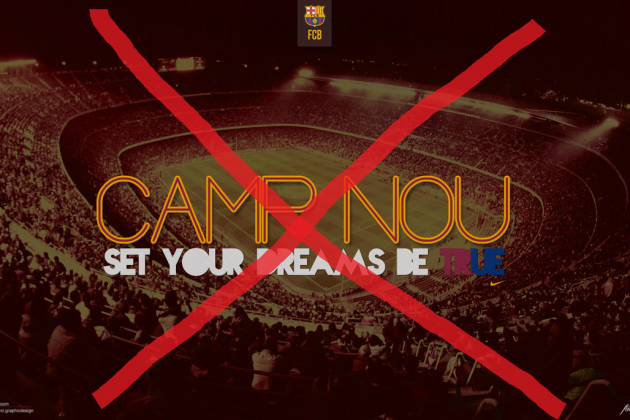 FC Barcelona: No Camp Nou on FIFA 13?