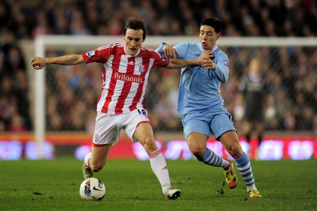 Stoke City vs. Manchester City: Date, Time, TV Info and Preview