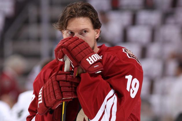NHL Free Agency: Final Countdown Begins for Shane Doan, Phoenix Coyotes