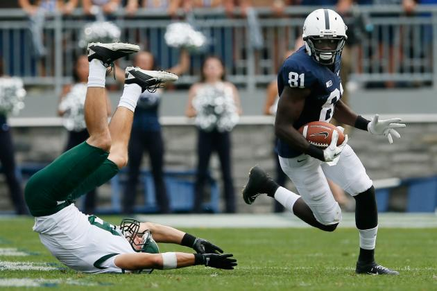 Navy vs. Penn State Betting Odds Preview and Pick