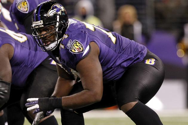 Baltimore Ravens: Michael Oher to Remain at Left Tackle