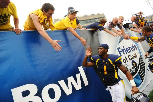 Moving from WVU Hoops to Football Recruiting