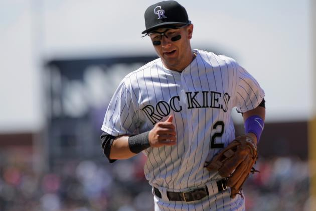 Is Offseason Troy Tulowitzki Trade the Red Sox's First Step to Regaining Power?