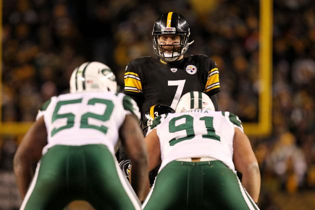 Steelers Offensive Line Braces for Challenge vs. Jets