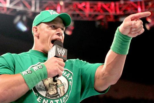 WWE: Is John Cena Gradually Changing His Character?