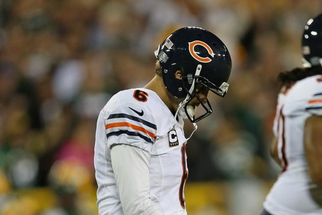 Chicago Bears' Week 2 Grades: The Disaster in Green Bay