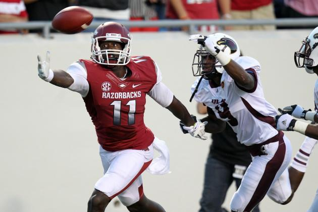SEC Football Q&A: Can Arkansas Topple the Alabama Crimson Tide?