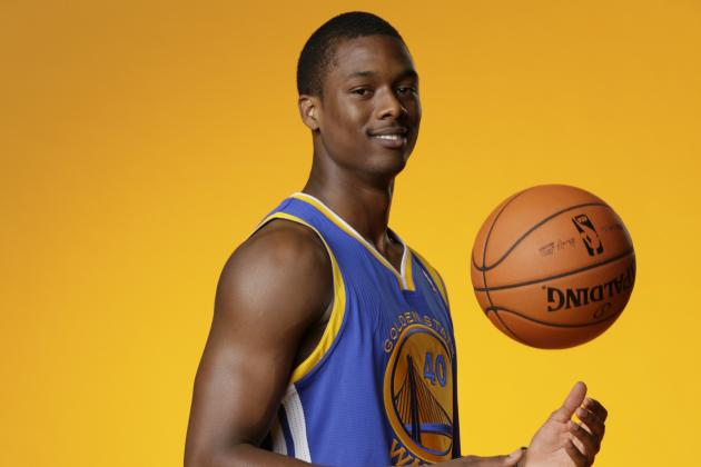 Harrison Barnes Talks to B/R About 2012-13 Season, Expectations and Rookie Year