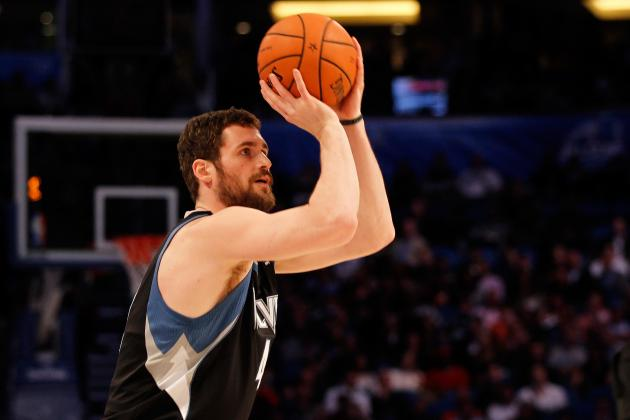 Kevin Love Doesn't Need to Be the Wolves' Best Player for a Championship Run