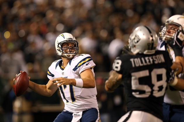 San Diego Chargers:  3 Keys to the Tennessee Titan Game
